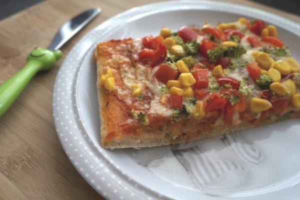 Dinkelpizza
