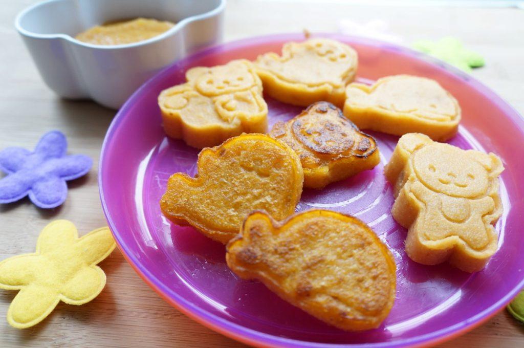 Süßkartoffel-Polenta